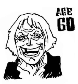 Robin im Alter 60