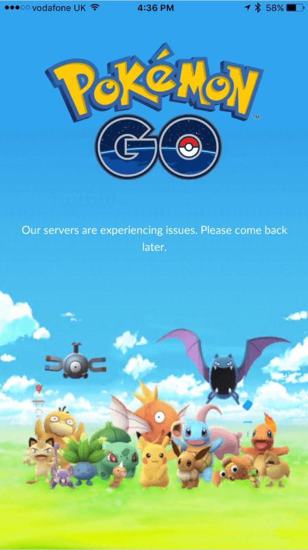 serverprobleme