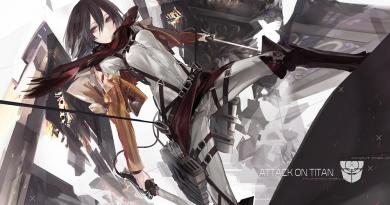Attack on Titan: Deutsche Stimme von Mikasa mit einem Synchro-Clip vorgestellt