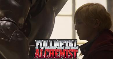 Anime-Regisseur kritisiert den Live-Action-Film von Fullmetal Alchemist!