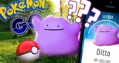 Ditto und Shiny-Pokémon in Pokémon GO!