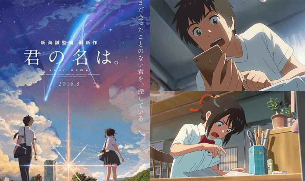 Anime Film Kimi No Na Wa Your Name Wurde Fur Die Oscar