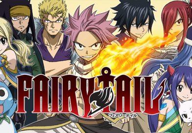 Fairy Tail Manga bereits im letzten Arc!