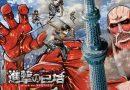 Diesen April werden Titanen den Tokyo Skytree angreifen!