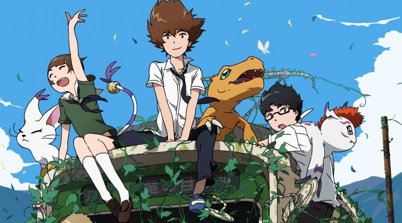 Digimon Adventure tri. Kyōsei