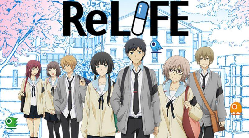 Gute Neuigkeiten für alle ReLIFE Anime-Fans!