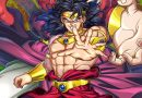 Dragonball: Broly Super Saiyajin Gott vs.  Son Goku Video veröffentlicht!