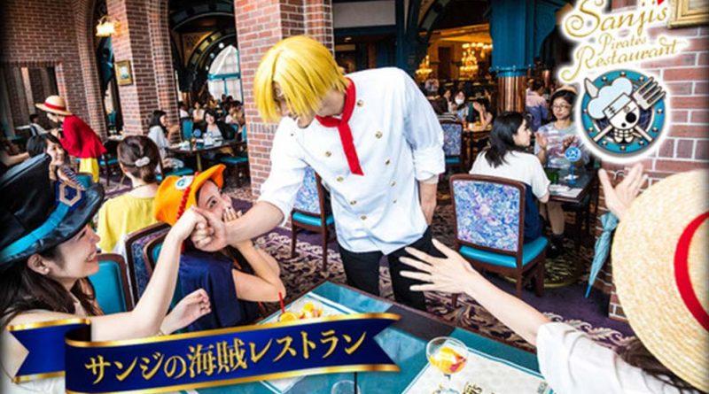 Die diesjährigen Shonen Jump Attraktion für den Anime-Freizeitpark bekannt gegeben!