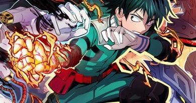 Informationen zu Midoriya aus Boku no Hero Academia!