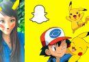 Nur noch kurze Zeit! Pikachu-Filter auf Snapchat verfügbar!