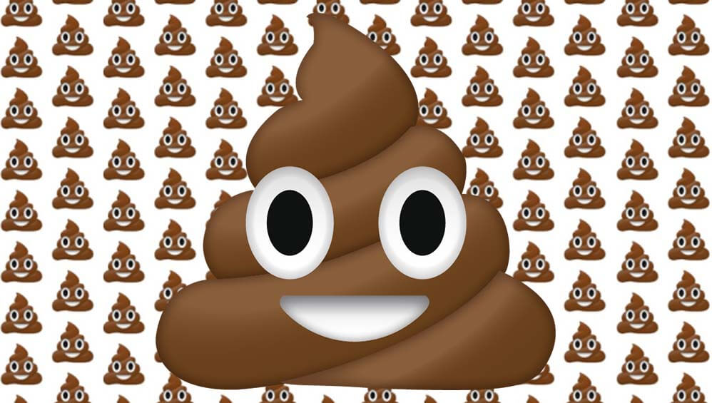Kackhaufen Emoji