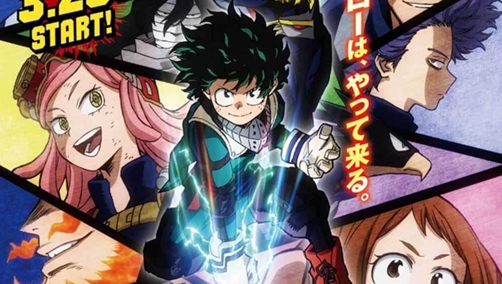 Boku No Hero Academia Staffel 3 Ger Sub