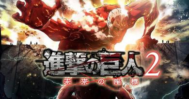 """Neuer Trailer zu """"Attack on Titan 2: Future Coordinates"""" veröffentlicht!"""