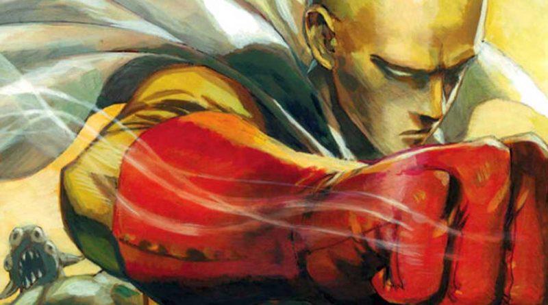 One Punch Mangaka zeichnet Poster für Marvels Spider Man!