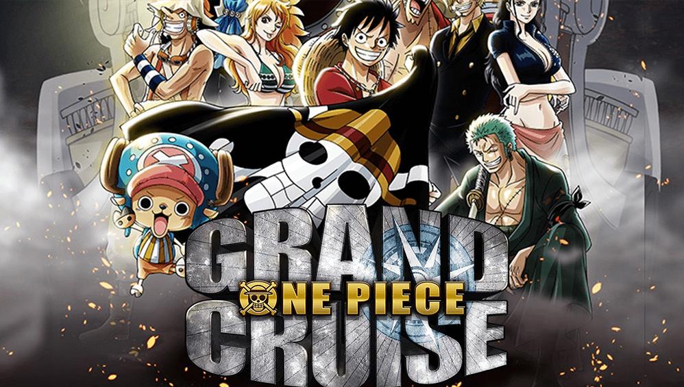 One Piece Erhalt Ein Virtual Reality Game In 2018