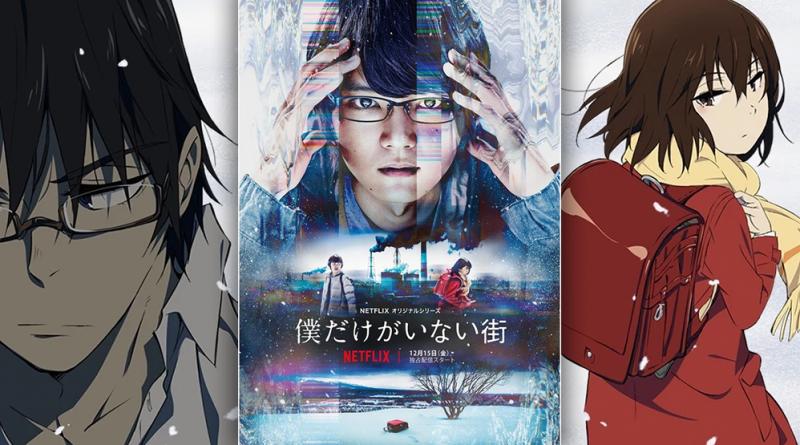 """Netflix: Trailer zur Live-Action-Serie """"Boku dake ga Inai Machi"""" veröffentlicht!"""