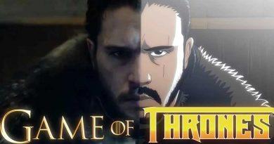 Wie Game of Thrones als Anime aussehen würde!