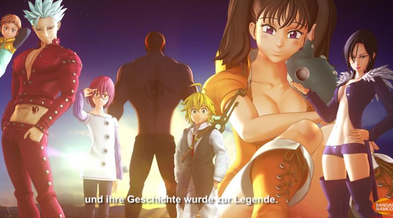 Nanatsu no Taizai: Neue Informationen zur Collectors Edition und zum Abenteuer- und Duell-Modus