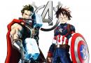 Künstler zeichnet One Piece Charaktere als Avengers!