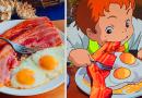 Japanische Frau stellt köstliche Speisen aus Ghibli-Filmen nach!