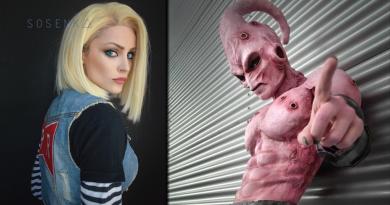Make-up Artist macht erstaunliche Dragonball-Cosplays!