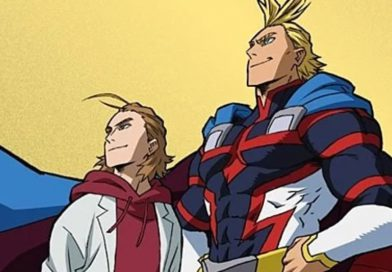 "All Might erhält eigene OVA ""ALL MIGHT: RISING"""