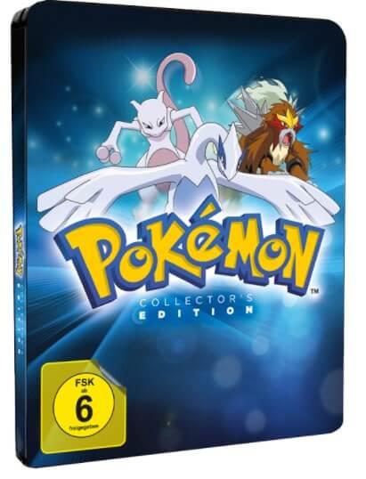 Limitierte Pokémon Collectors Edition auf Amazon
