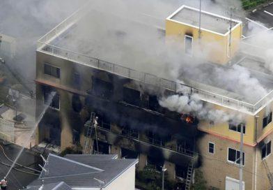 23 Tote beim Brandanschlag auf Animestudio in Kyoto