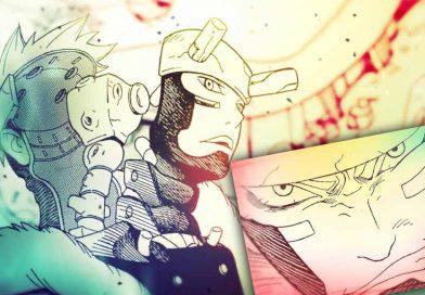Neuer Manga vom Naruto Mangaka Masashi Kishimoto angekündigt