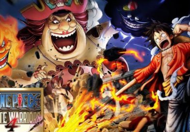 """One Piece: Pirate Warriors 4"" mit Trailer angekündigt"