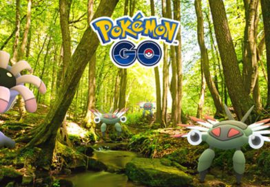 Pokémon GO kündigt eine Abenteuerwoche an