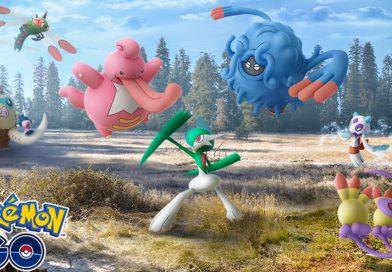 Pokémon GO: Neue Pokémon aus der Sinnoh-Region verfügbar