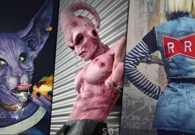 Make-up Artist macht realitätsnahe Dragonball-Cosplays!