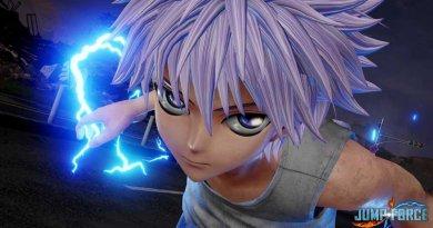 Jump Force: Neue Details, Charaktere & Trailer enthüllt!