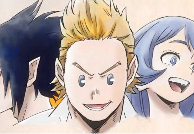 Boku no Hero Academia: Weitere Charakterdesigns zu den Big 3 enthüllt