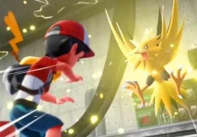 Weiterer Trailer zu Pokémon: Let's Go Pikachu/Evoli veröffentlicht!