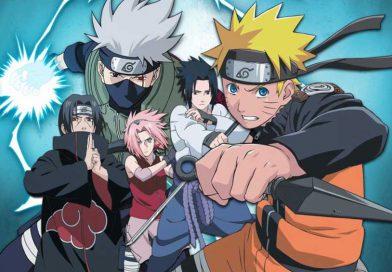 Netflix gibt Termin für Naruto Shippuden bekannt