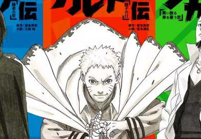 Naruto Shinden erhält eine Anime-Adaption!