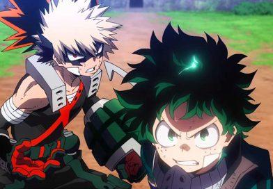Weitere Charakterdesigns zur vierten Staffel von Boku no Hero Academia