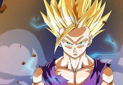Dragon Ball Z: Skizzen zeigen Son Gohans ursprüngliches Aussehen!