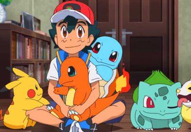 Promo-Video & Visual zum neuen Pokémon-Anime enthüllt