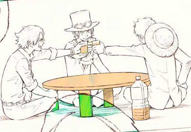 Musikvideo zeigt One Piece-Charaktere als Oberschüler