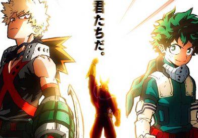Weitere Charakterdesigns zum 2. Boku no Hero Academia Film