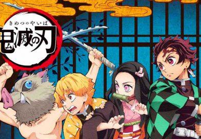 Demon Slayer: Zweit meistverkauftester Manga nach One Piece