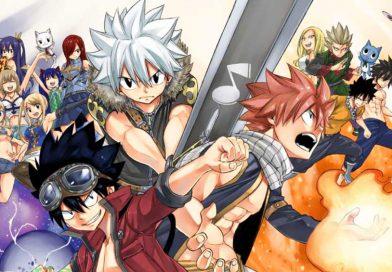 Fairy Tail-Mangaka Hiro Mashima kündigt Überraschungen für 2020 an