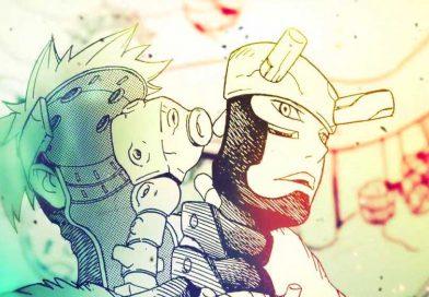Illustration zum neuen Manga vom Naruto-Mangaka Masashi Kishimoto enthüllt