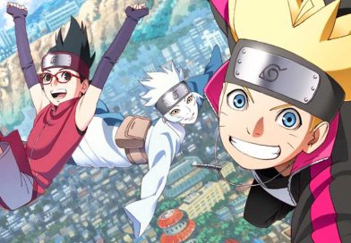 Konoha Shinden erhält eine Adaption im Boruto-Anime