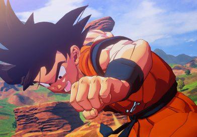 Son Goku kommt zur Hilfe