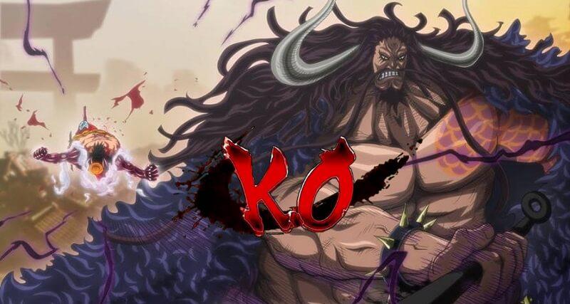 Kaido vs. Luffy