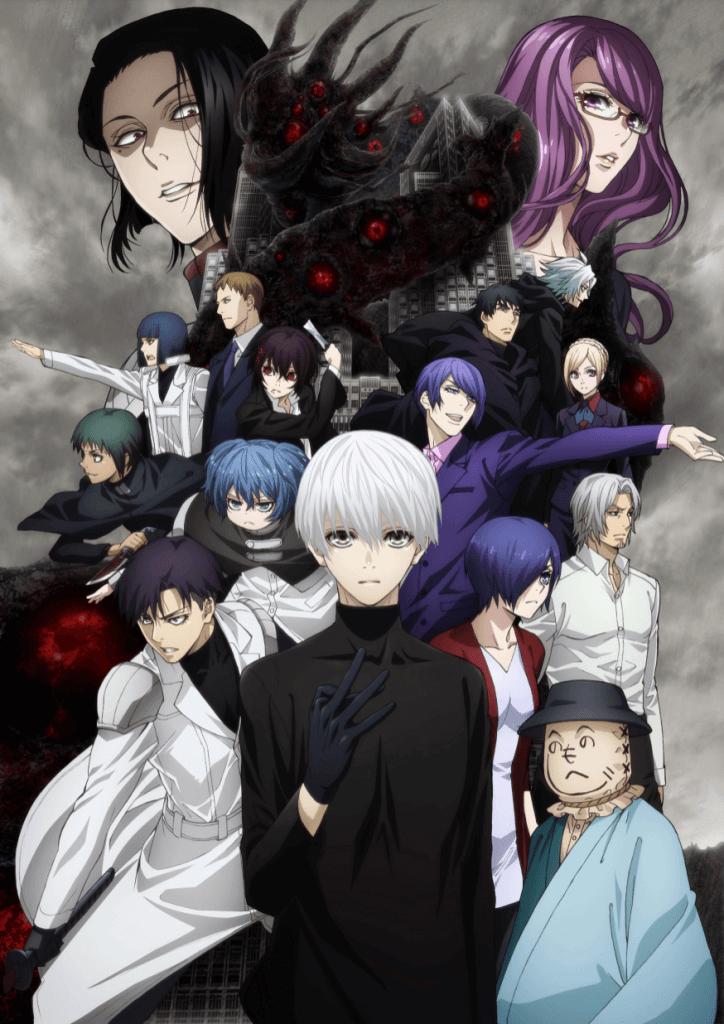 Tokyo Ghoul wird von Netflix verschwinden